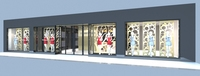Store Spaces 004 3D Model
