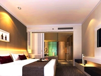 Hotel Room 007 3D Model