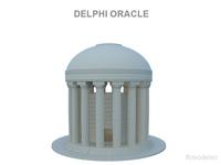 Delphi Oracle 3D Model