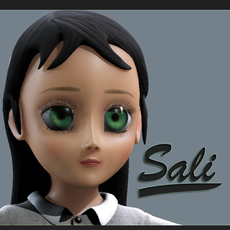 Sali 3D Model