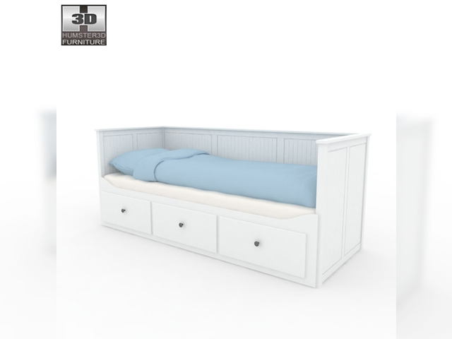 Ikea Hemnes Bed Mattress Height