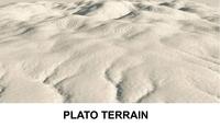 3d Terrain Plato 3D Model
