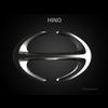 Hino 3d Logo 3D Model