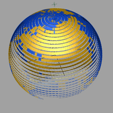 Array based on surface 1.0.2 for Maya (maya script)