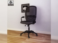 IKEA VILGOT NOMINELL Swivel chair 3D Model