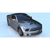 Free ford gt-500 (2007) 3D Model