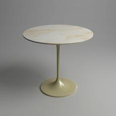 Round Pedestal 3D Model