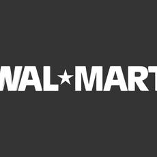 WalMart 3d Logo 3D Model