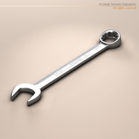 Wrench 3D Model