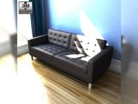 IKEA KARLSTAD sofa 3D Model