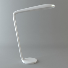 Contemporary Floor Lamp 3D Model