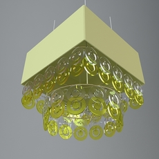 Celling Light 3D Model