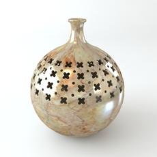 Photorealistic Detailed Vase 3D Model