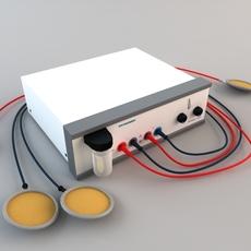 Lab Equipment 3D Model