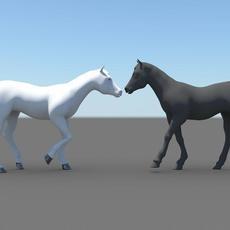 Horse Rig for Maya 1.0.0