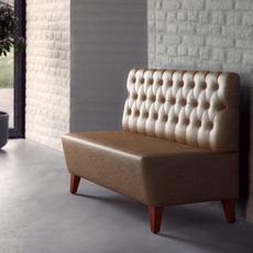 Custom sofa 03 3D Model