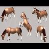 Free 3D Horse 3D Model