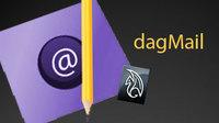 Free dagMail for Maya 1.0.0 (maya script)