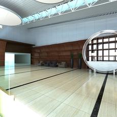 Antechamber Spaces 021 3D Model