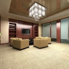 Bank space 007 3D Model