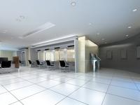 Bank space 012 3D Model