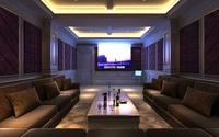 Bar space 003 3D Model