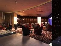 Bar space 007 3D Model