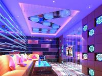 Bar space 011 3D Model