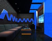 Bar space 017 3D Model