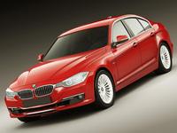 BMW 3 Sedan 2012 3D Model