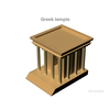 03 21 55 134 greek small temple 2 4