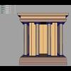 03 21 55 2 greek small temple m 4
