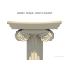 03 21 55 734 greek ionic royal column 4 4
