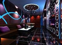 Bar space 068 3D Model