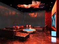Bar space 074 3D Model