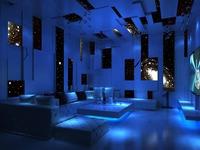 Bar space 076 3D Model