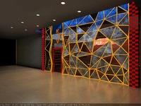 Bar space 077 3D Model
