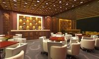 Bar space 081 3D Model