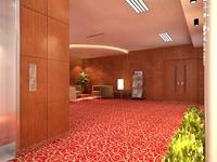 Corridor Spaces 004 3D Model
