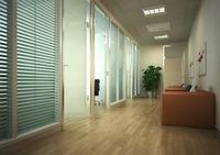 Corridor Spaces 023 3D Model