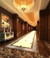 Corridor Spaces 027 3D Model
