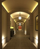 Corridor Spaces 028 3D Model