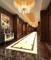 Corridor Spaces 029 3D Model