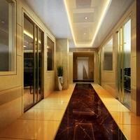 Corridor Spaces 030 3D Model
