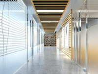 Corridor Spaces 036 3D Model