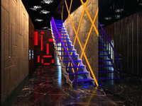 Corridor Spaces 033 3D Model