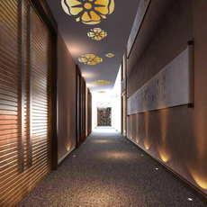Corridor Spaces 037 3D Model