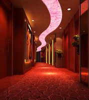 Corridor Spaces 039 3D Model