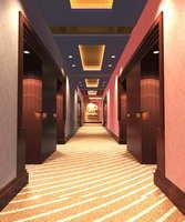 Corridor Spaces 040 3D Model