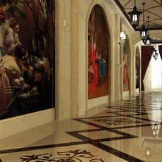 Corridor Spaces 041 3D Model